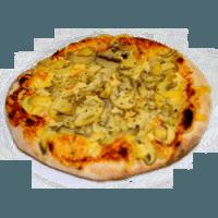 03 Tomaten, Käse, Champignon